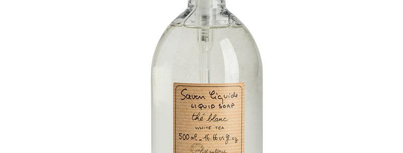 Savon liquide - Thé Blanc