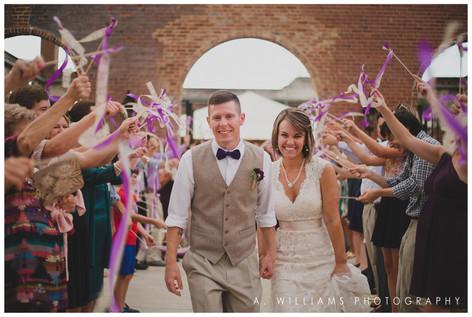Justin + Lindsay // Married