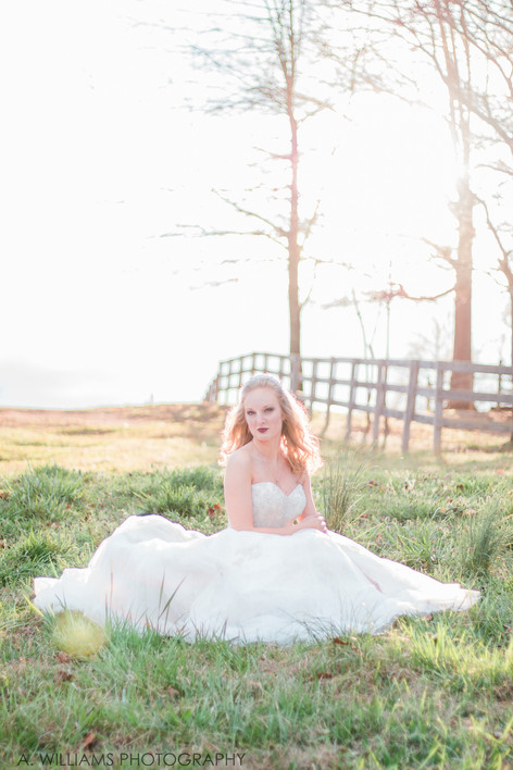 Rebecca // Bridals
