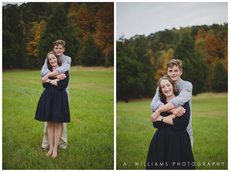Sara + Hoyt // Engaged