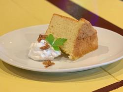Ginger Chiffon Cake