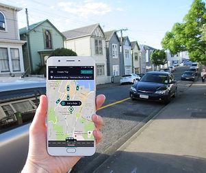 Kavale Taxi App