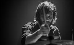 Blind Drummer 2