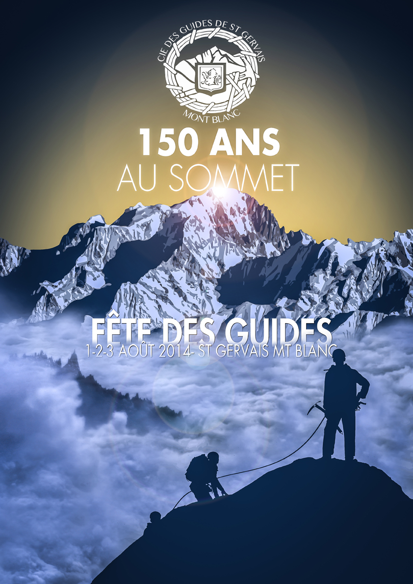 150 ans Compagnie guides St Gervais
