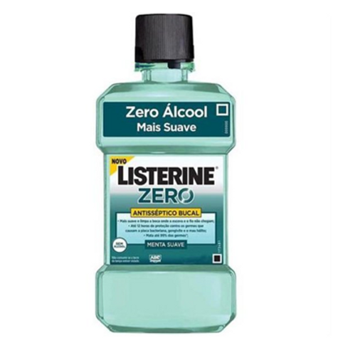 Antisséptico Bucal Listerine Zero 250ml