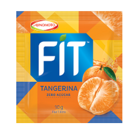 Refresco de Tangerina FIT Zero Açucar 10gr