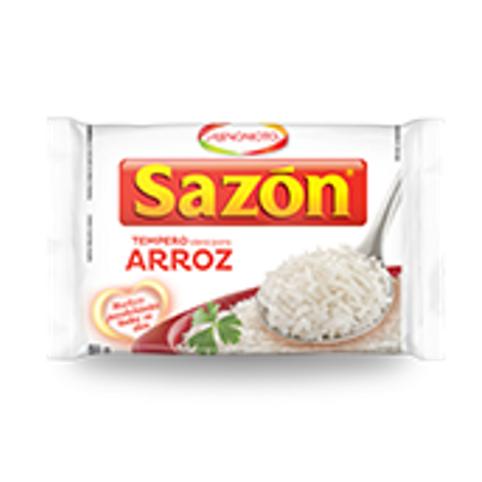 Tempero Sazon pronto para Arroz 60 GR