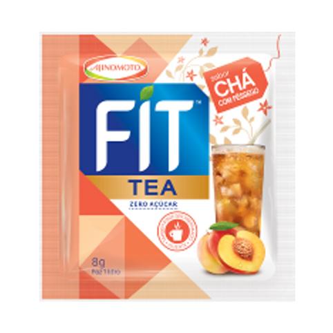 Chá Pronto de Pêssego FIT Zero Açucar 10gr