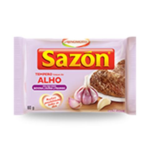 Tempero Sazon Toque de Alho 60 GR