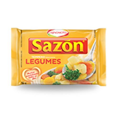 Tempero Sazon Toque de Legumes 60 GR