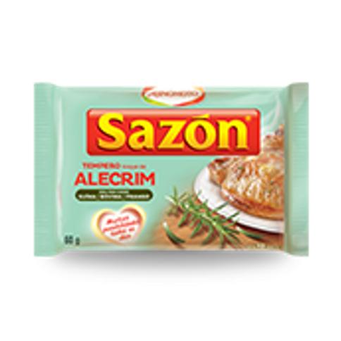 Tempero Sazon Toque de Alecrim 60 GR