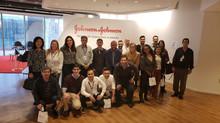 Quantum Distribuidora reúne parceiros na sede da Johnson & Johnson para o lançamento da pré temp