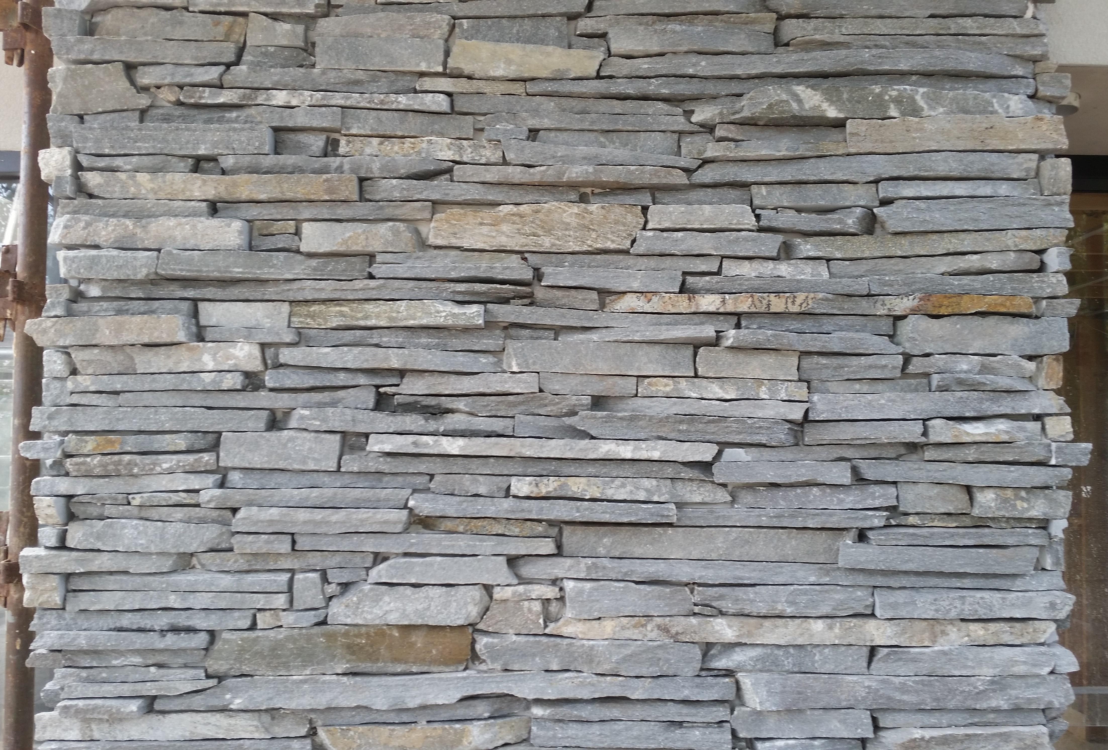 Eco stone shards