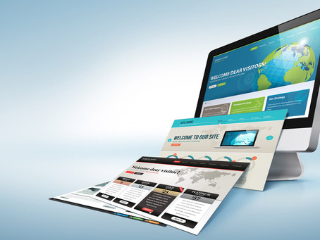 Sua empresa já tem um site?