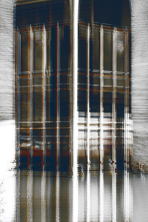 Capital Abstrata |Itamaraty #6 | Arte Abstrata