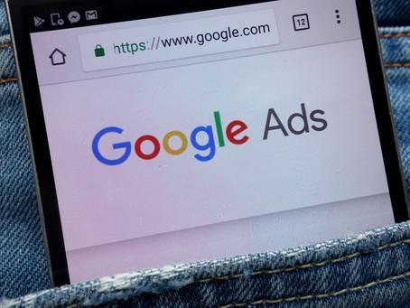 3 erros comuns nas campanhas com Google Ads