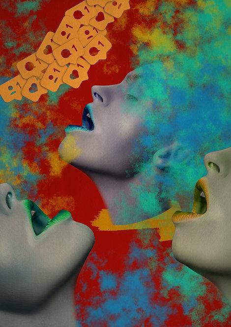 Cegueira Digital | Conceitual | Arte moderna