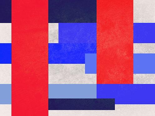 Paralelas   Abstrato   Arte moderna