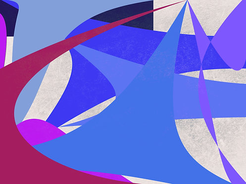 Abstract Contrasts | Abstrato | Arte moderna