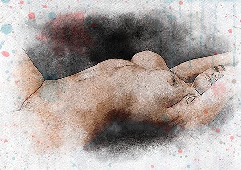 Nudez Feminina | Nu Artístico | Arte moderna