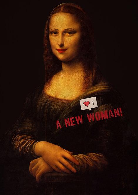 A new woman | Arte moderna