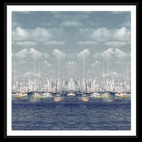 Panamá #5 | 110x110cm