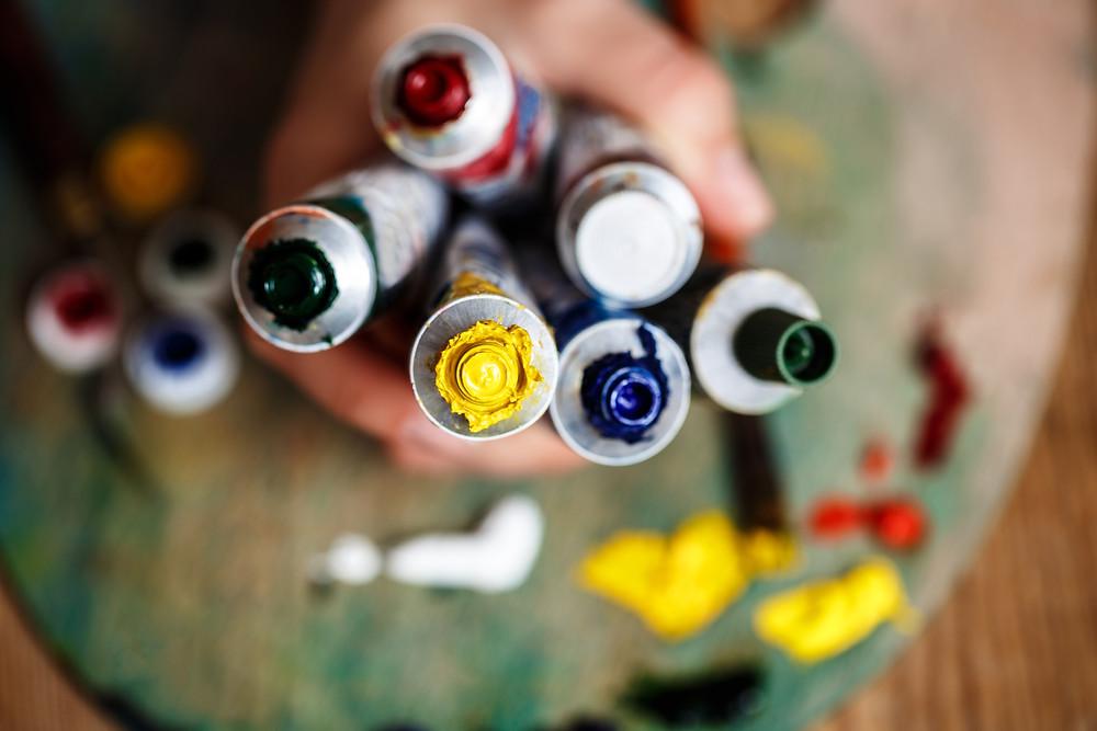 Galeria Felipe Hueb - Por que a arte abstrata deve ser valorizada