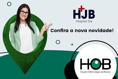 hjb hob hospital oftalmologico de brasil