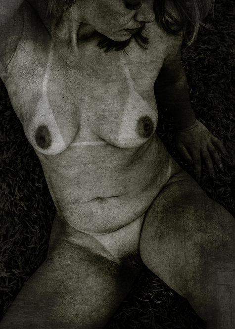 Natural female beauty | Fine Art Nude Print | Nude Wall