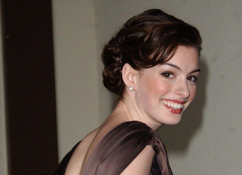 Anne Hathaway - Fotos vazadas