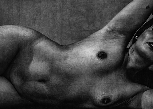 Curvas femininas #1  | Fine Art Nude Print | Nude Wall Art