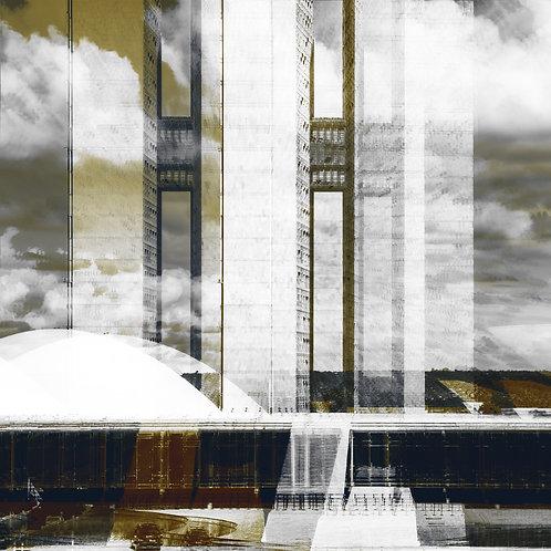 Capital Abstrata | Congresso #2 | Arte Abstrata