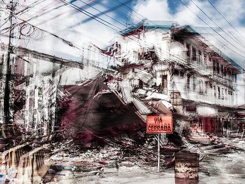 Via Cerrada - Arte abstrata - Fotografia