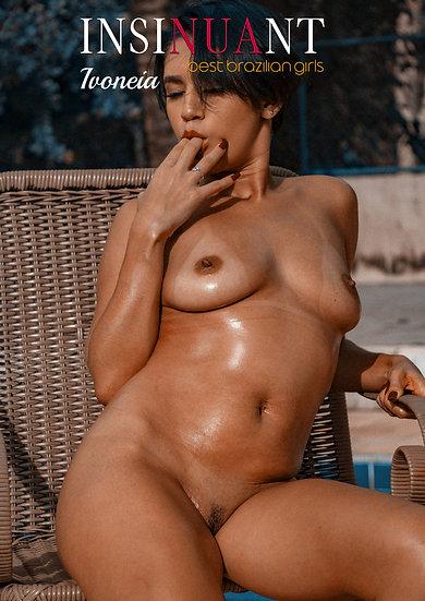 Poster Insinuant Magazine - Ivoneia #1