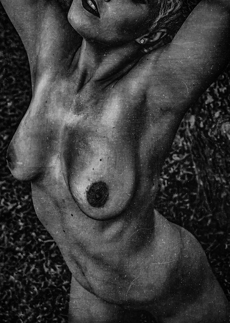 A amada natureza feminina | Fine Art Nude Print | Nude Wall Art