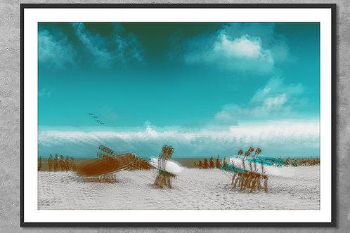 Miami Beach   Arte Abstrata