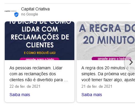 Agência de Marketing Digital Capital Criativa Brasília - A importância do Google Meu Negócio