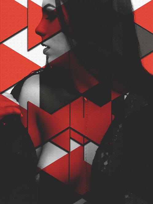 Bela e moderna | Abstrato | Arte moderna