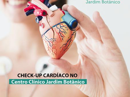 Check-up Cardíaco no Centro Clínico Jardim Botânico