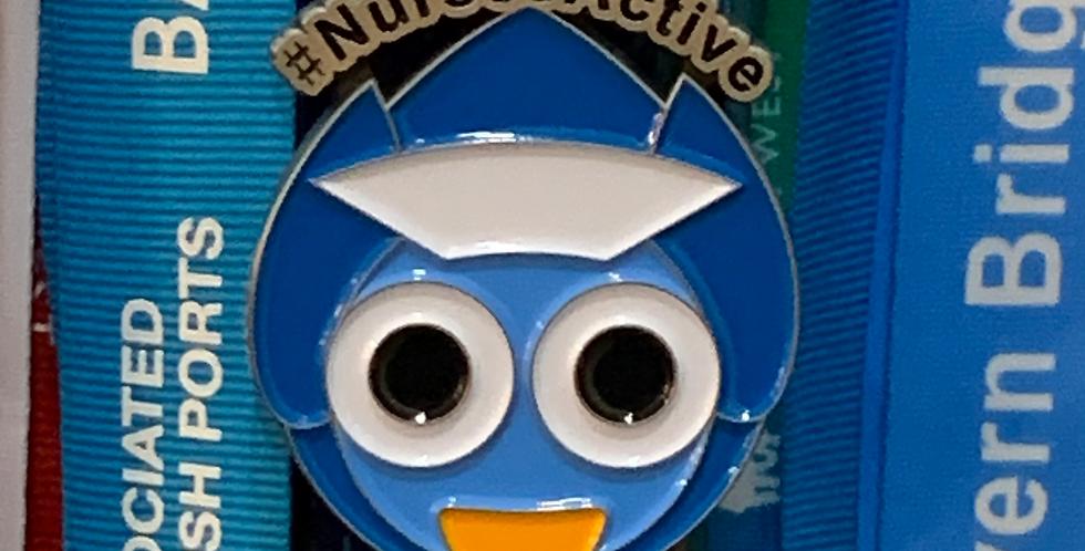 #NursesActive 2021 Limited Edition Medal