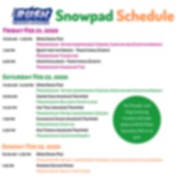 Snowpad Schedule.png