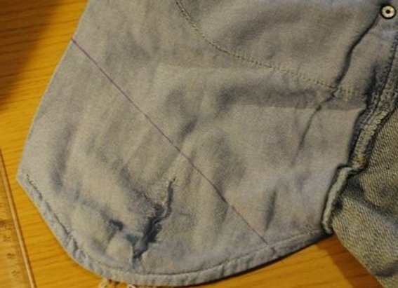 Pocket Repair