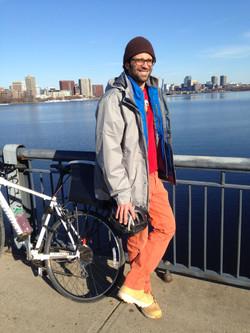 Federico in Boston