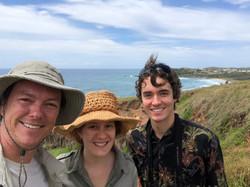 Con Jeff y Maddie
