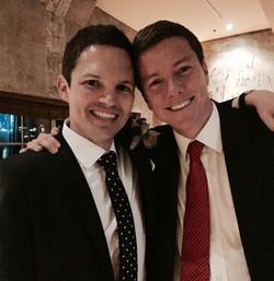 With Craig - elegant!