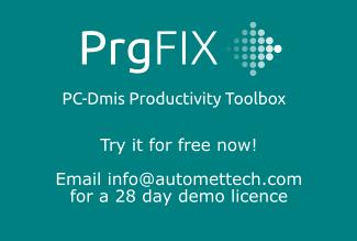 PC-Dmis Productivity