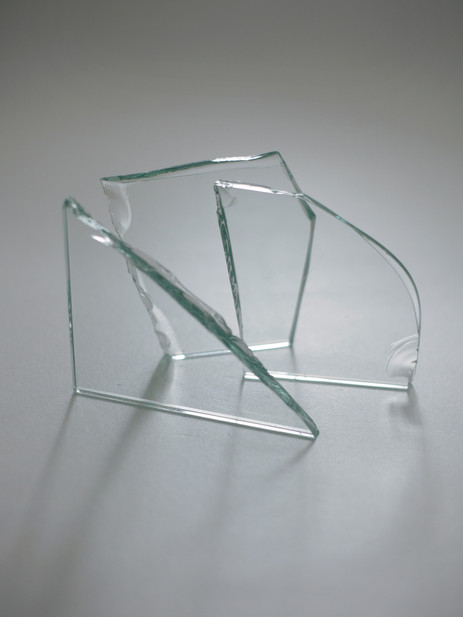 aetelier clear fracture coasters on 03.j