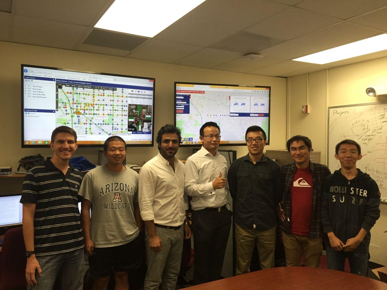 STL Lab Members Fall 2015