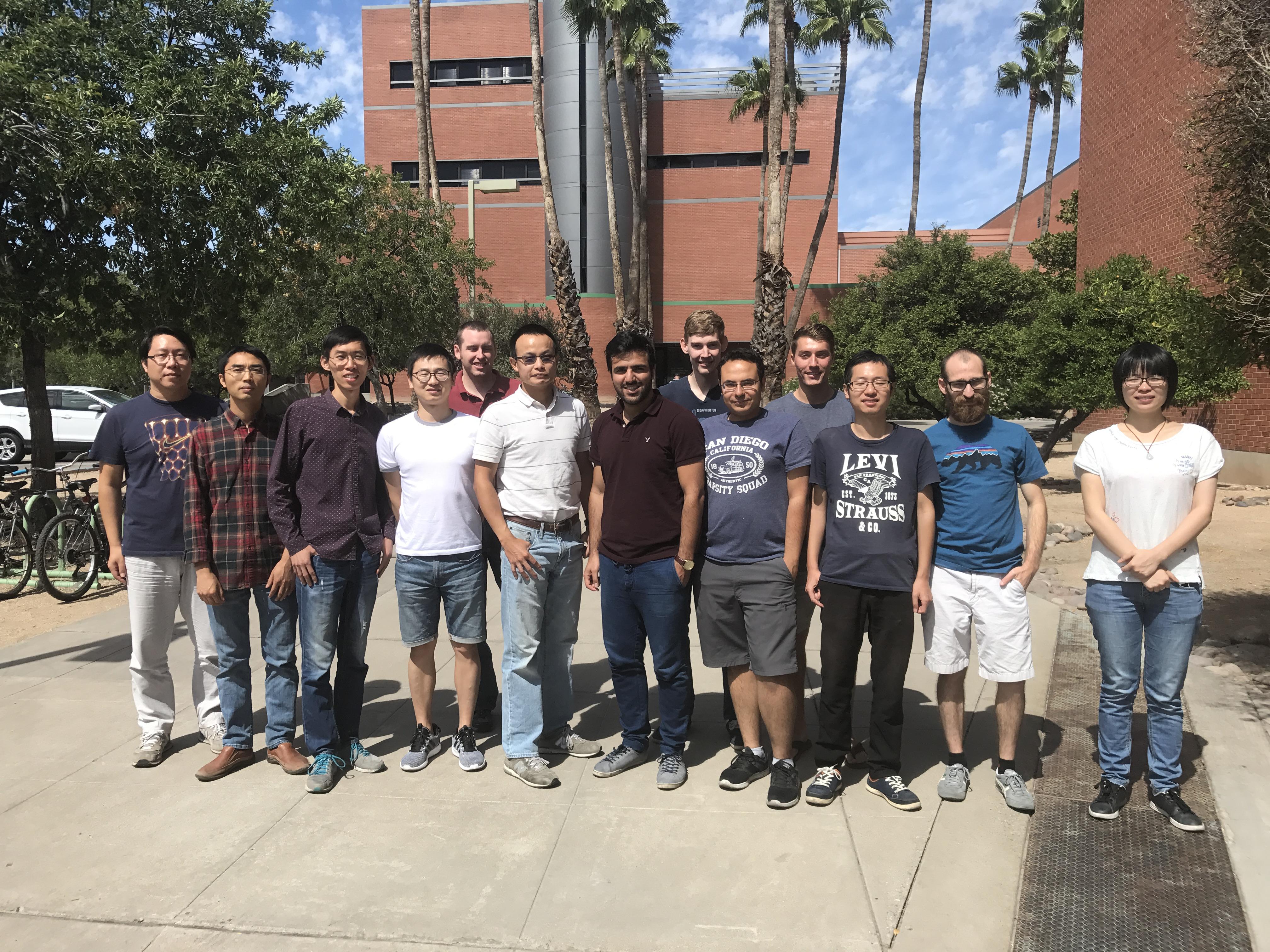 STL Lab Members Fall 2017