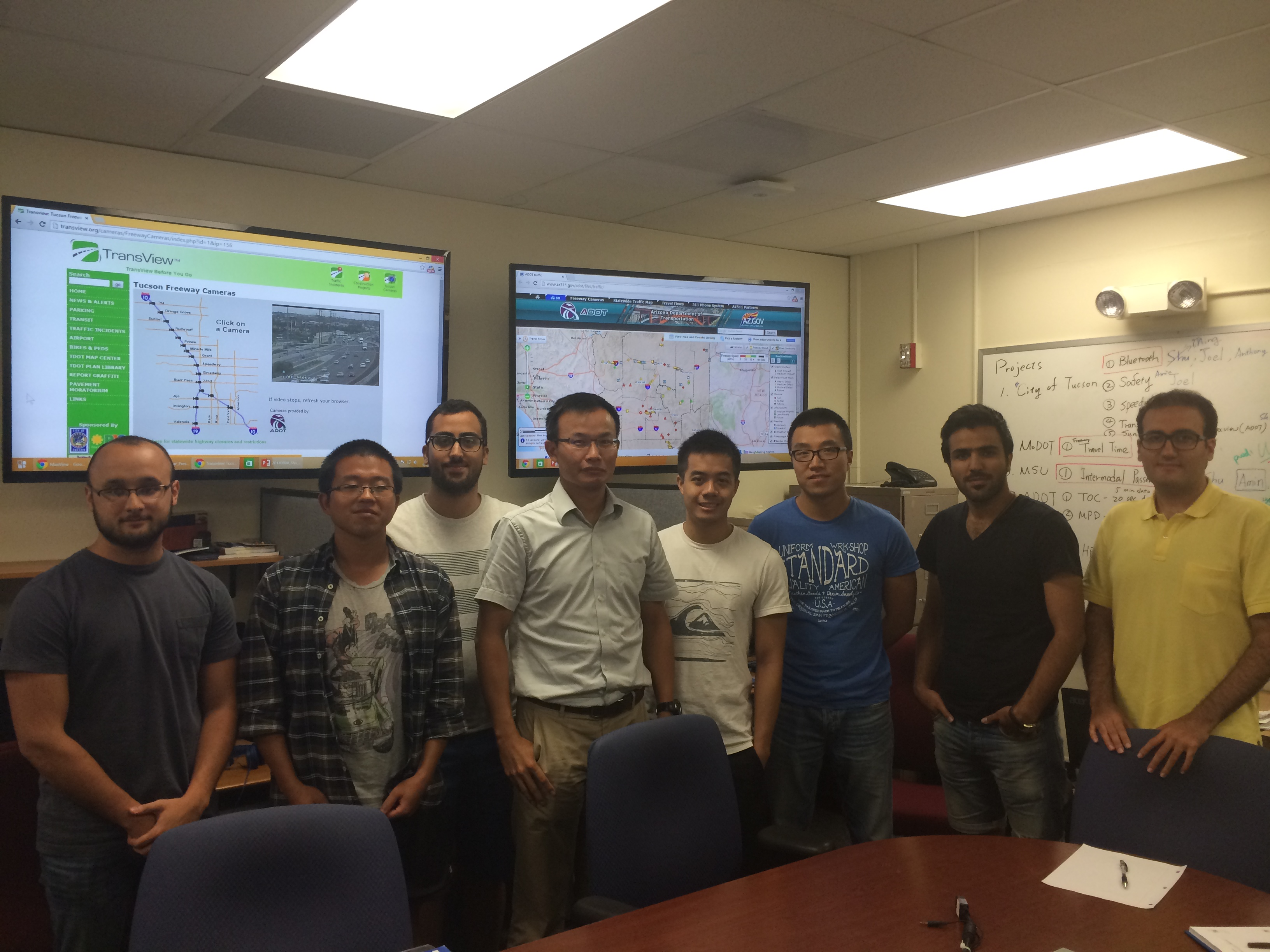 STL Lab Members Fall 2014